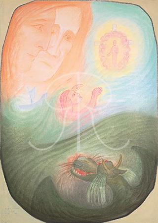 Geburt der Lichtseele im Menschen
